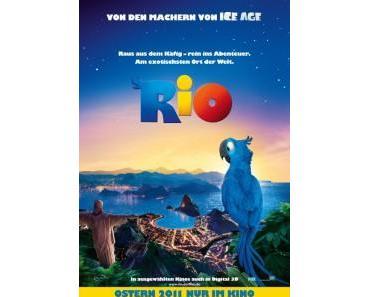 Filmkritik 'Rio' (DVD)