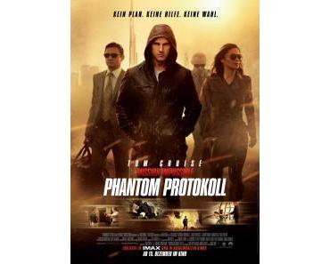 Filmkritik 'Mission: Impossible – Phantom Protokoll' (Kino)