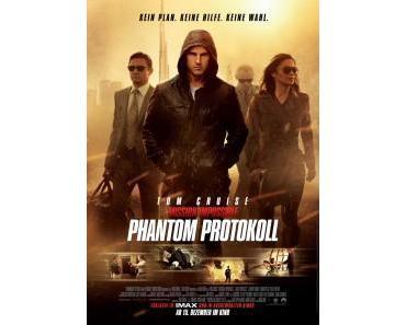 Filmkritik 'Mission: Impossible – Phantom Protokoll' (Kino)