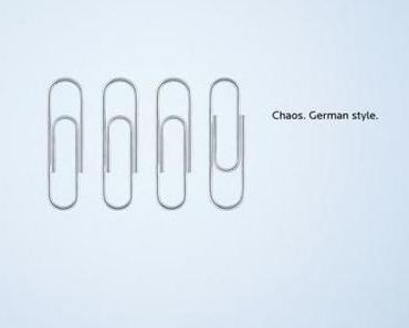 Werbung – German style