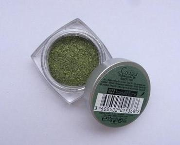Neu in der Sammlung: L'Oréal Emerald Lame