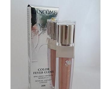 """Lancôme Color Fever Gloss """"Precious Beige"""""""