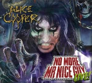 "Alice Cooper: ""No More Mr Nice Guy Live"" erscheint im Februar 2012"