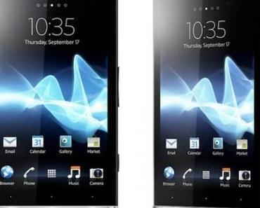 Sony Xperia S – Dual-Core Prozessor und 12 Megapixel-Kamera