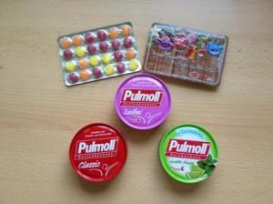 Pulmoll – Geschmackvolle Halsschmeichler