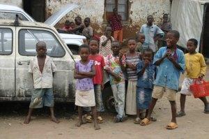 Zur Situation von Straßenkindern