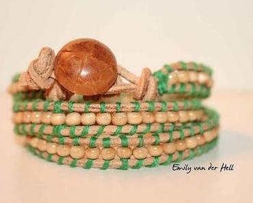 DIY: Chan Luu inspired Bracelet