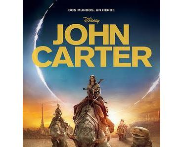 John Carter: Weiteres neues Kinoplakat veröffentlicht