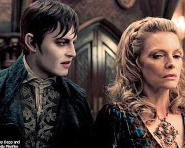 Erstes Bild von Johnny Depp in Dark Shadows