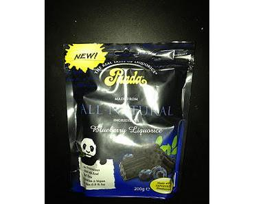 Panda - All Natural Blueberry Liquorice