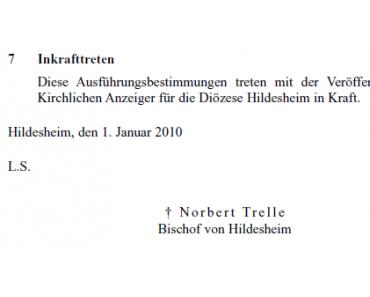Bistum Hildesheim: Bischof und Missbrauchsbeauftragter haben gelogen