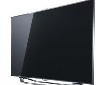 Samsung Smart TV – neue Generation mit Gesten- und Sprachsteuerung [Videos]