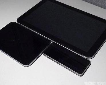 Toshiba stellt 21:9 Android-Tablets sowie neue Thrive und Excite Modelle vor.