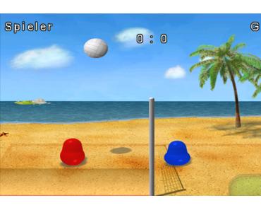 Klassiker: Blobby Volleyball für Android