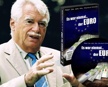 """""""Mit dem Euro endet die Demokratie in Europa"""""""