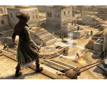Assassin's Creed Revelations – Neuer Multiplayer-DLC erhätlich