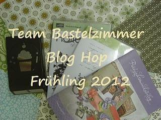 Blog Hop zum Minikatalog