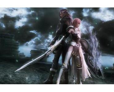 Final Fantasy XIII-2 -Lightning durch DLC spielbar