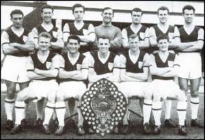 Hammers-Legende Ernie Gregory 1921-2012