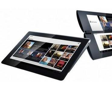 Sony-Tablets P & S erhalten größere Updates inkl. Android 4.0.