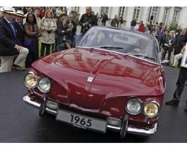 Volkswagen Classic startet 2012 bei hochkarätigen Events für klassische Automobile