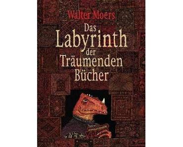 Gelesen: Das Labyrinth der träumenden Bücher von Walter Moers