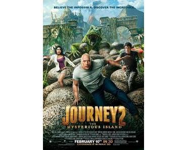 Trailer zu 'Die Reise zur geheimnisvollen Insel'