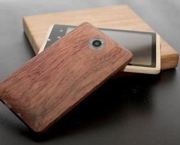 ADzero – das Bambus-Smartphone
