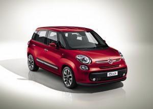 Fiat 500L: Neues Mitglied in der 500er Familie