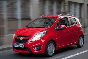 Kleinwagen unter 9.000 Euro: Chevrolet Spark, Renault Twingo, VW up! & Co