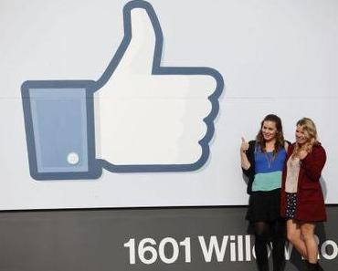 Bewertung von Facebook sät Zweifel an der Wall Street