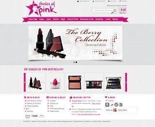 """Einkauf bei ,,shades-of-pink"""""""
