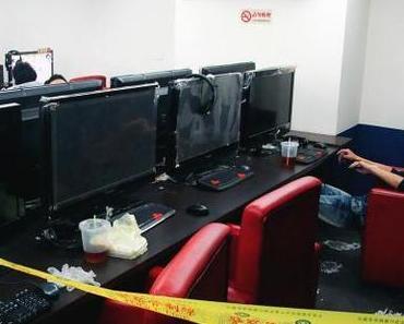 Kurios - Dauer-Gaming-Session im Internet-Café: Taiwanese stirbt nach zehn Stunden, Mitspieler zocken einfach weiter