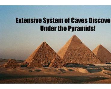 Unter den Pyramiden