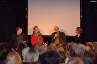 Jan Troell beim Internationalen Filmfestival in Göteborg