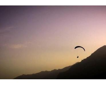 Paragliding: Urban Side