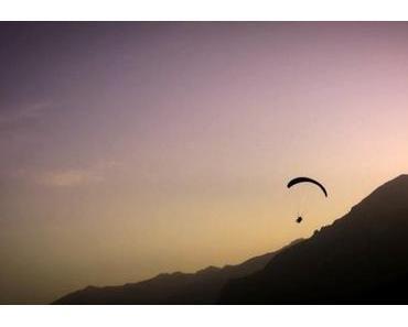Paragliding: Urban Side