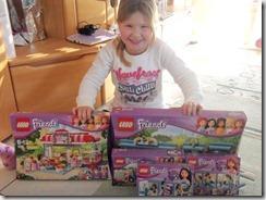 Lego Friends–von Laetizia Probe gespielt