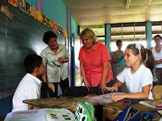 Neues Schulprojekt in Costa Rica