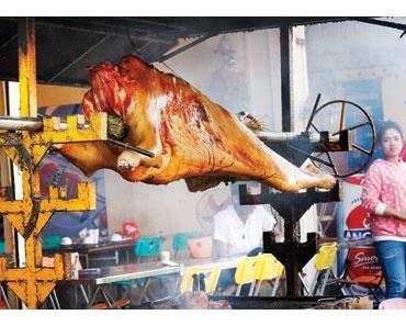 Phnom Penh: No more grilling cows in front of their eateries?