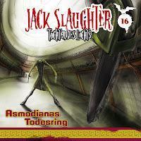 Rezension: Jack Slaughter 16 - Asmodianas Todesring (Folgenreich)