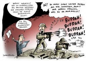 Der syrische Schmelztiegel
