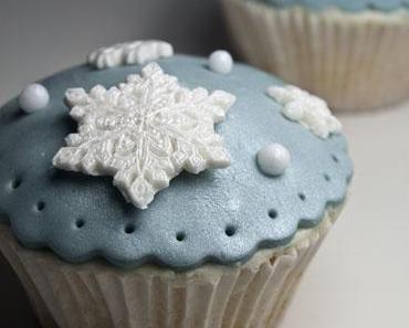 ~ Winterliche Cupcakes ~
