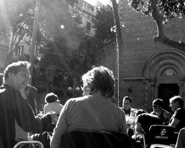Das Gracia-Viertel und seine Plätze in Barcelona