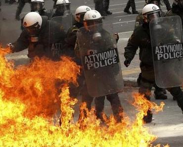 Von wegen Einigung! Griechische Regierung fällt auseinander.