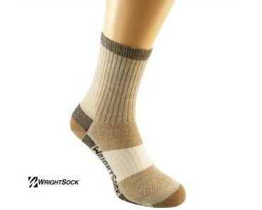Warme Füße mit WrightSock Socken