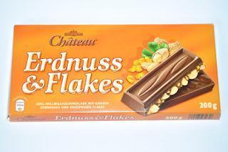 Chateau Erdnuss & Flakes