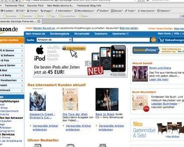 Amazon-Schnäppchen (13.02.2012)