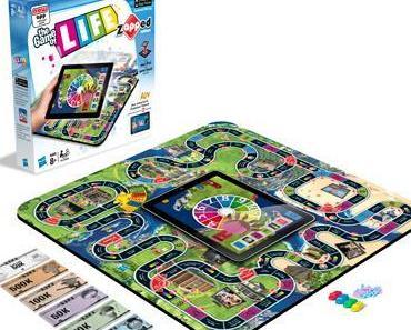 """Hasbro stellt Brettspiel """"Spiel des Lebens"""" für und mit dem iPad vor."""