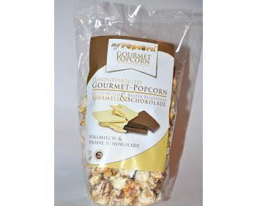 My Popcorn Gourmet Popcorn Vollmilch- & Weisse Schokolade